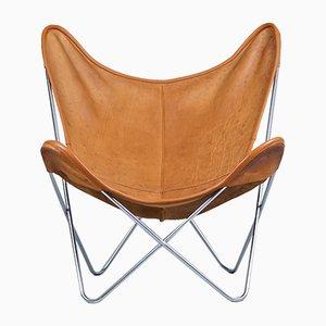 Vintage Butterfly Chair by Antonio Bonet, Juan Kurchan, & Jorge Ferrari-Hardoy for Knoll International