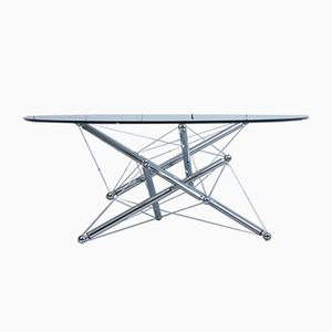 Table Basse 713 par Theodore Waddell pour Cassina, 1970s