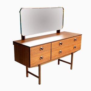 Cassettiera con specchio di Avalon, anni '60