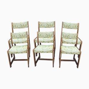 Chaises d'Appoint de Zamojskie Furniture Factory, Pologne, 1960s, Set de 6