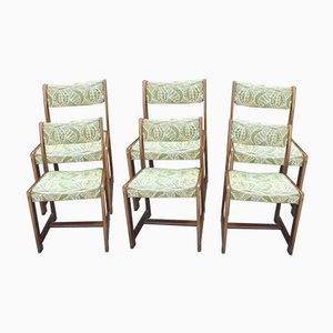 Polish Side Chairs from Zamojskie Furniture Factory, 1960s, Set of 6