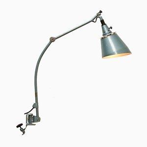 Lampe de Bureau à Pince par Curt Fischer pour Midgard, 1930s