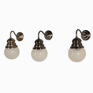 Italian Sconces by Luigi Caccia Dominioni, 1960s, Set of 3
