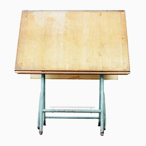 Vintage French Drawing Table from L. Sautereau
