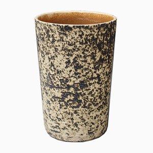 Mid-Century French Stoneware Vase, 1970s