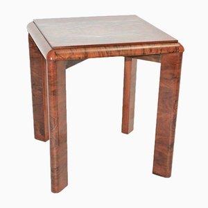 Art Deco Side Table, 1930s