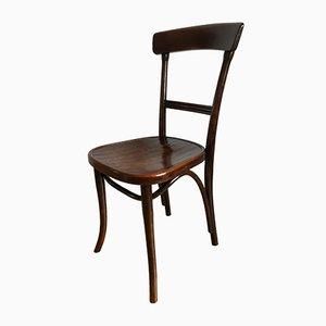 Jugendstil Stuhl von Thonet