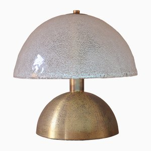 Vintage Italian Table Lamp by Angelo Brotto for Esperia