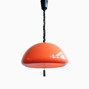 Lámpara colgante ajustable de Meblo, 1976