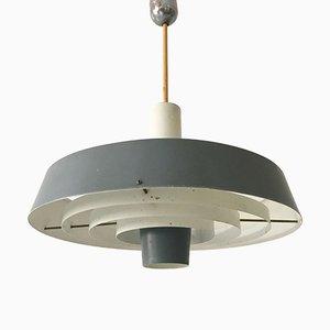 Lampada da soffitto Bornholmpendel di Finn Monies & Gunnar Jensen per Louis Poulsen, anni '60