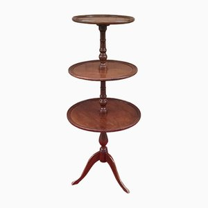 Antique Multi-Tiered Stand