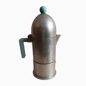 La Cupola Coffee Maker by Aldo Rossi for Alessi, 1988