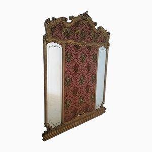 Attacapanni Luigi XV con specchio, inizio XX secolo