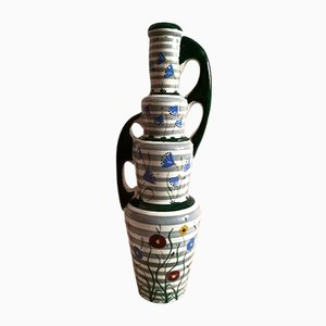 Keramik Likörbehälter von Marmaca, 1930er