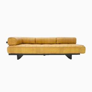 DS 80 Leather Daybed from de Sede, 1970s