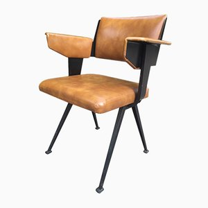 Vintage Resort Chair by Friso Kramer for Ahrend De Cirkel