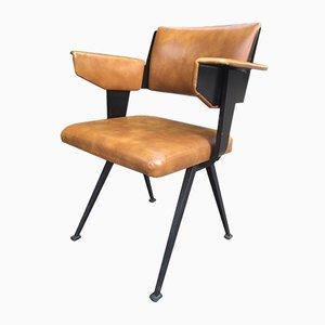Vintage Resort Chair by Friso Kramer for Ahrend De Cirkel