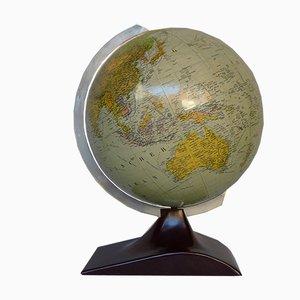 Globe Terrestre Vintage de JRO, 1950s