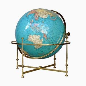 Vintage Acrylic Globe from JRO, 1976