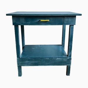 Table d'Appoint Peinte, 1958