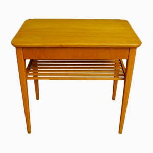 Petite Table d'Appoint Mid-Century, Danemark