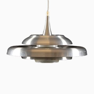Mid-Century UFO Optima Pendant by Hans Due for Fog & Mørup