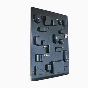 Mueble de almacenamiento de pared Uten-Silo I vintage de Dorothee Becker para Design M