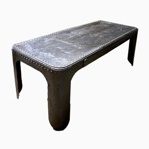 Antique Industrial Table, 1900s