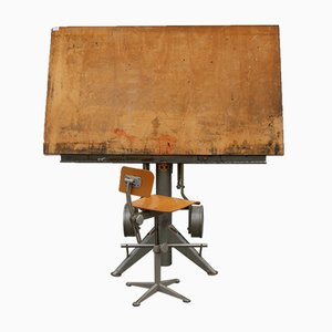 Drawing Board from L.Sautereau, 1960s