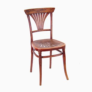 Jugendstil No. 221 Stuhl von Thonet, 1900er