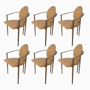 Vintage Chairs from Belgo Chrom, Set of 6