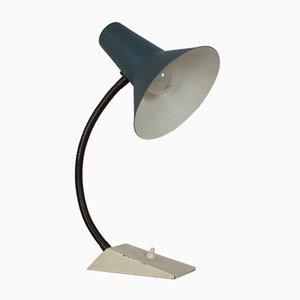 Mid-Century Metall Lampe von SIS, 1950er