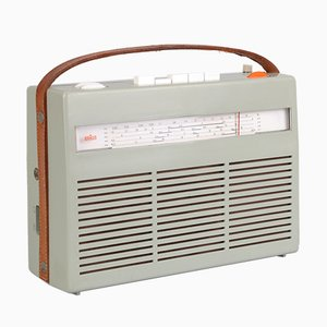 Model T22 Portable Radio by Dieter Rams for Braun, 1960s