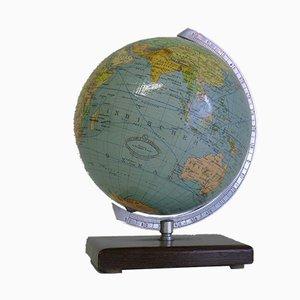 Globe Terrestre de Columbus Oestergaard, 1950s