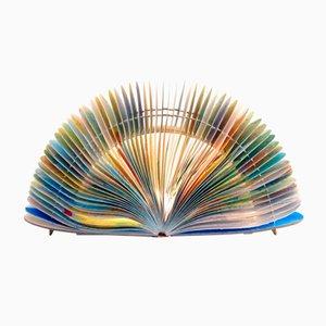 Lampada Equinox Atlas Book di Micheal Bom per Bomdesign