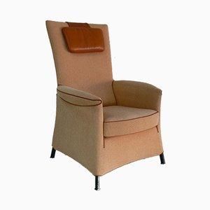 Chaise à Dossier Haut ALTA Vintage par Paolo Piva pour Wittmann