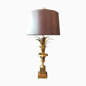 Vintage Tischlampe von S A Boulanger