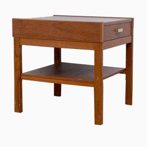 Petite Table d'Appoint Vintage en Teck, Danemark