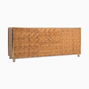 Hollywood Regency Bambus Sideboard