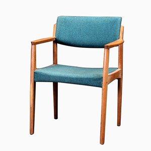 Mid-Century Armlehnstuhl von H. W. Klein für Bramin, 1960er