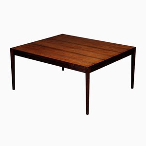 Mid-Century Rectangular Palisander Diplomat Dining Table by Finn Juhl for Cado 1960s