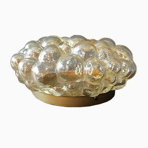 Vintage Flush Bubble Ceiling Light by Helena Tynell