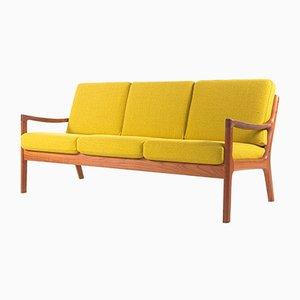 Canapé en Teck par Ole Wanscher pour Cado, 1960s