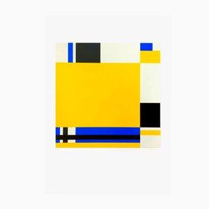 Serigrafía Variation 78 de Jo Niemeyer para Partanen, 1988