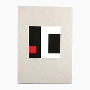 Serigrafía Variation 94 de Jo Niemeyer para Partanen, 1994