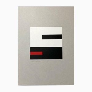 Affiche Variation 94 par Jo Niemeyer pour Partanen, 1994