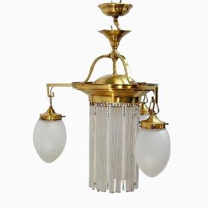 Antike Deckenlampe