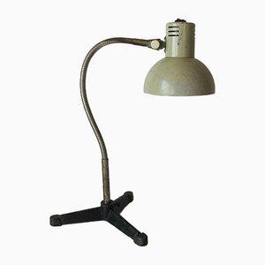 Industrielle Vintage Lampen von Polam, 1960er, 2er Set