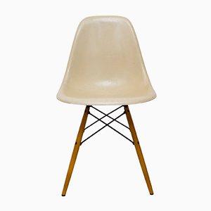 Vintage DSW Stuhl von Charles & Ray Eames für Vitra
