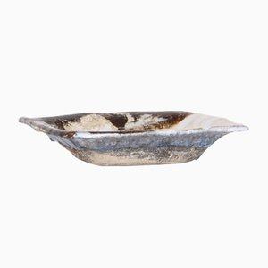 Plato vintage de cerámica de Jeppe Hagedorn Olsen